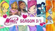 Winx Club 3 Magic Winx Season 1 Style