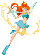 Winx Club Bloom Magic Winx pose16