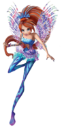 Winx Club Bloom Movie Sirenix pose