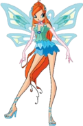 Bloom Enchantix with heels