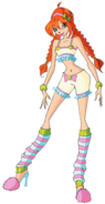 Winx-fairies pjs