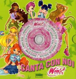 WinX Club-CD-Canta Con Noi