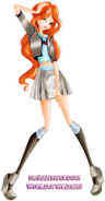 Bloom techno trendy style by worldofwinxers-d9k0pdi
