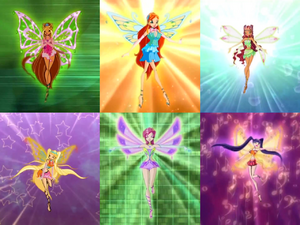 Winx Enchantix Group