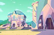 Alfea Courtyard 2