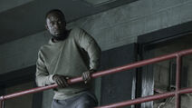 Michael K Williams in The Night Of