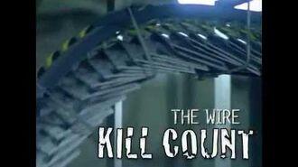 The Wire- Omar Little KillCount
