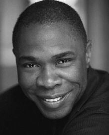 Michael Potts, Playbill photo