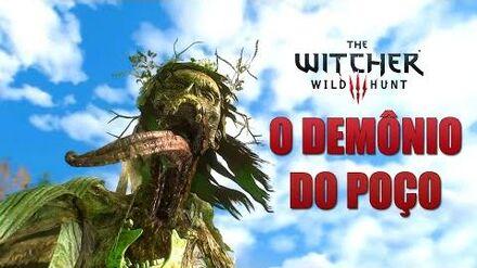 The Witcher 3 - Contrato de Bruxo- O Demônio do Poço