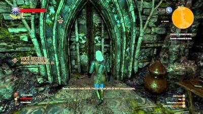 The Witcher 3- Contrato - Batendo Portas