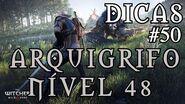 The Witcher 3- Wild Hunt - Onde Encontrar o Arquigrifo Nível 48! - Dicas -50