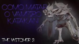 "Como matar o ""boss"" Katakan - The Witcher 3"