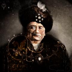 Representação do pai de Nivellen