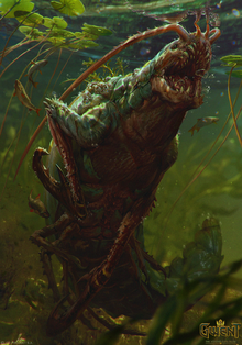 Glustyworp gwent card by akreon dct420s