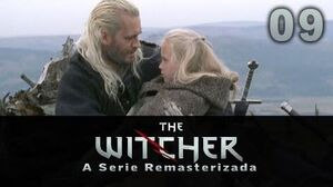 The Witcher A Serie Remasterizada - 09 O Templo De Melitele Legendado PT BR - HQ