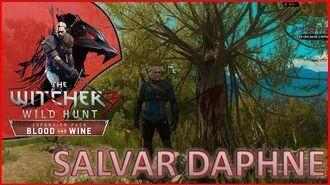 The Witcher 3- Como salvar Daphne - Um Coração de Cavaleiro