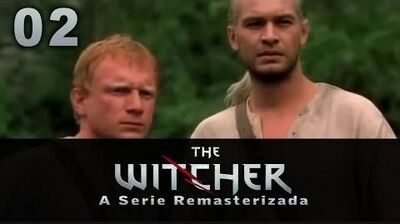 The Witcher A Serie Remasterizada - 02 Treinamento Legendado PT BR - HQ
