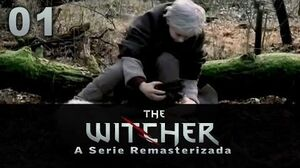 The Witcher A Serie Remasterizada - 01 Infância Legendado PT BR - HQ