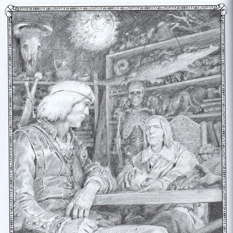Ilustração da edição russa de capa dura (2015)