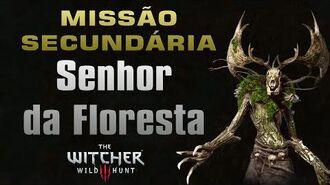 Contrato de Bruxo- Senhor da Floresta (Novigrad) - The Witcher 3