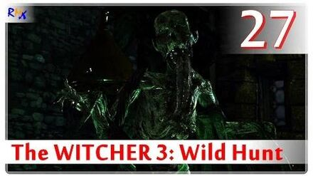 THE WITCHER 3 Wild Hunt -27 - A dama da peste - Português PT-BR, Dublado - PS4 Gameplay