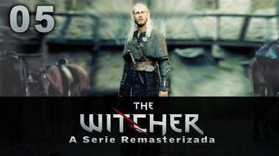 The Witcher A Serie Remasterizada - 05 Cristal de Gelo Legendado PT BR - HQ