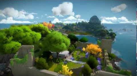 The Witness first official gameplay trailer