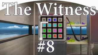 The Witness 8 Glass and Greenery Puzzles