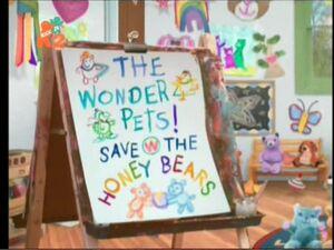 Save the honey bears 01