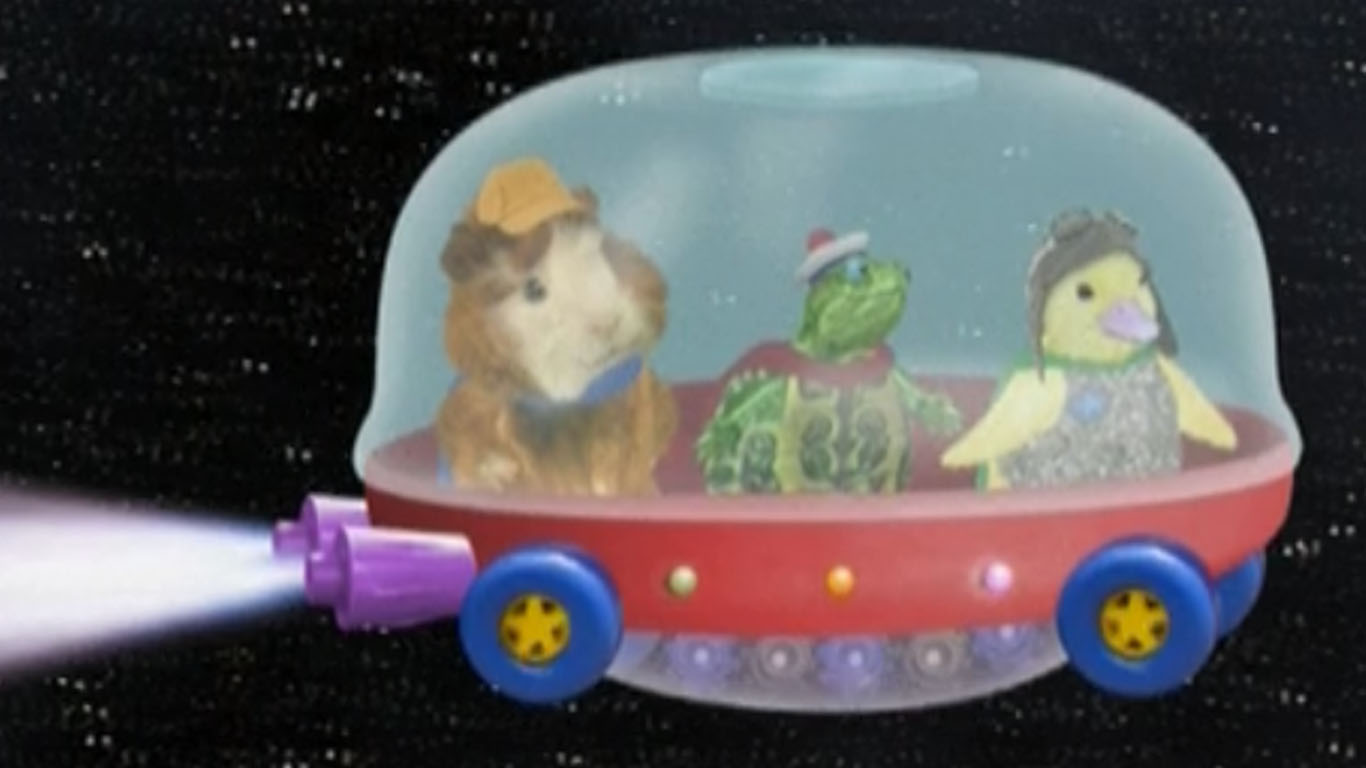 The Space Boat Wonder Pets Wiki Fandom
