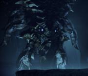 ME3 Leviathan Creature