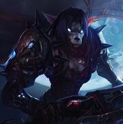 Video-Games-World-Of-Warcraft-Fantasy-Art-Artwork-Worgen-Death