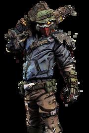 Borderlands 2 bandit render by meta625-d4u0fzf