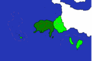 Administrative divisions of Fedeledland