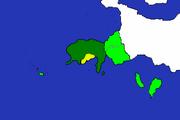 Deleonde Province in Fedeledland