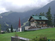 The House of the Vilaĝestro (village leader)