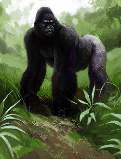 Monster - Ape
