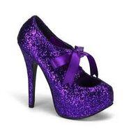 Purp Heels 2