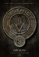 District 9; Homes