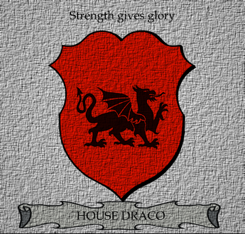House Draco Crest