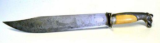 Roderick Scrivener's Knife