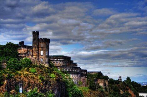 Colours of Edinburgh by GoheX