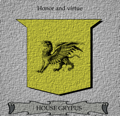 House Grypus Crest