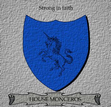 House Monceros Crest