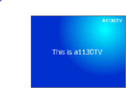 A1130TV