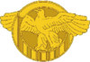 Armed Forces Honorable Service Lapel Button