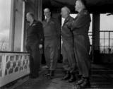 Eisenhower, Bradley, Hodges, Collins 3-26-1945
