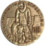 Second Byrd Antarctic Expedition Medal (medal only)