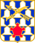16th Infantry Regiment (DUI)