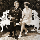 William A. Knowlton and his wife